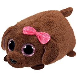 Peluche Teeny tys S - Maggie le chien - TY