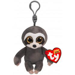 Beanie boo's Clip - Dangler le paresseux - TY