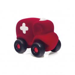 Ambulance rouge - GM - RUBBABU