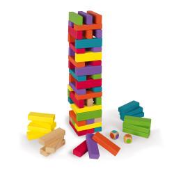 Jeu d'équilibre - Equilibloc color - JANOD