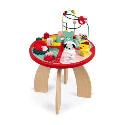 Table d'activites - Baby forest - JANOD