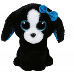Peluche Beanie boo's S - Tracey le chien - TY