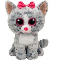 Peluche Beanie boo's M - Kiki le chat - TY