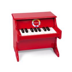 Piano rouge confetti - JANOD