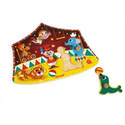 Puzzle cirque des étoiles - JANOD