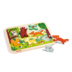 Chunky puzzle foret - JANOD