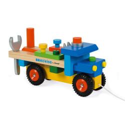 Camion de bricolage - brico'kids - JANOD
