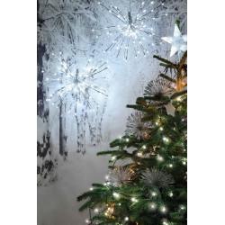 Éclat scintillant LED ø40cm blanc pur - BLACHERE