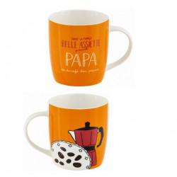 Mug LEMAN (+ boite) Belle assiette Papa - DLP