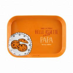 Plateau IOTA Famille belle assiette Papa - DLP