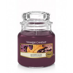 Bougie jarre PM Reflets d'automne - YANKEE CANDLE