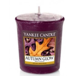 Bougie votive Reflets d'automne - YANKEE CANDLE