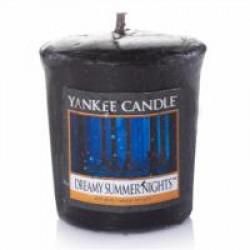 Bougie votive Songe d'une nuit d'été - YANKEE CANDLE