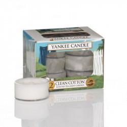 Bougie chauffe plats Coton - YANKEE CANDLE