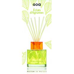 Diffuseur Goatier 200ml eclats d'agrumes - GOA