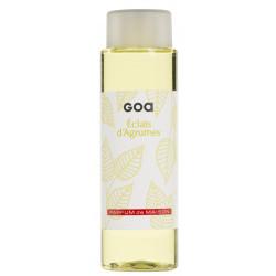 Recharge 250ml eclats d'agrumes - GOA