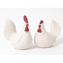 Fermette poule 19cm ass - HOME EDELWEISS