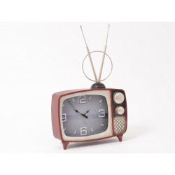 Autrefois horloge télévision - HOME EDELWEISS