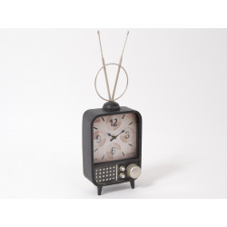 Autrefois horloge transistor - HOME EDELWEISS