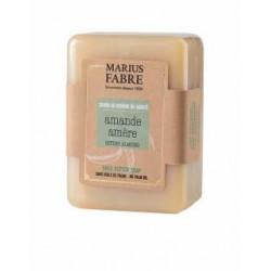 Savonnette 150 g Amande Amère au beurre de karit - SAVONNERIE MARIUS FABRE