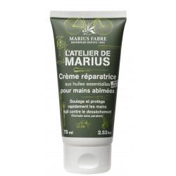 Crème réparatrice mains abîmées 75 ml ATELIER DE - SAVONNERIE MARIUS FABRE