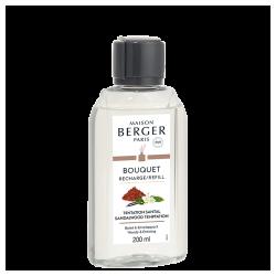 Recharge Bouquet Parfumé Tentation Santal - MAISON BERGER PARIS