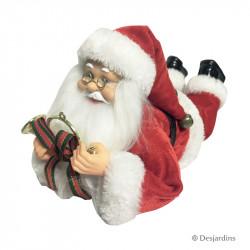 Père Noël ventouse 35 cm -...
