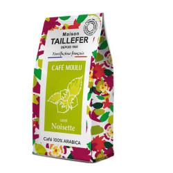 Cafe saveur noisette Maison Taillefer 125g - MAISON TAILLEFER