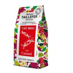 Cafe saveur caramel Maison Taillefer 125g - MAISON TAILLEFER