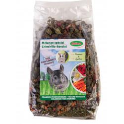 Aliment mélange spécial chinchilla-500g - BUBIMEX