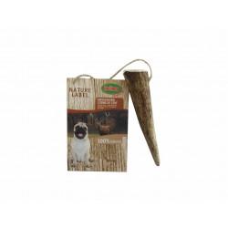 Friandise corne de cerf 20-50gr - BUBIMEX