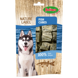 Friandise fish Cubes 75g - BUBIMEX