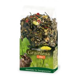 Aliment grainless pour lapin nain 650g - JR FARM