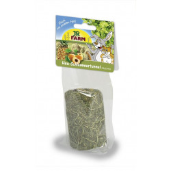 Friandise tunnel gourmand foin-Mix de fruits 125 - JR FARM