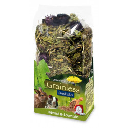 Friandise grainless carvi-pissenlits 100g - JR FARM