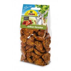 Friandise cœur de fraise - JR FARM