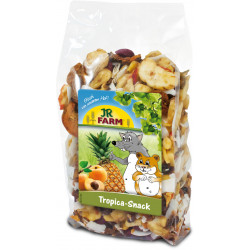 Friandise Tropic-Snack 200g - JR FARM