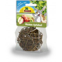 Friandise Wicker apple Ball 15g - JR FARM