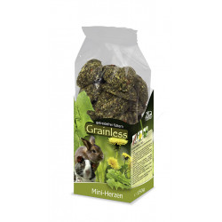 Friandise grainless Mini Hearts 150g - JR FARM