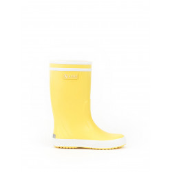 Bottes Lolly-Pop Aigle 34 Jaune/Blanc - AIGLE
