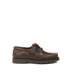 Chaussures Quercy Aigle 44 Dark Brown - AIGLE