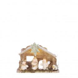 Famille sainte pile 8x22.5-H16 crème - EDELMAN