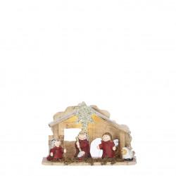 Famille sainte pile 8x22.5-H16 rouge - EDELMAN