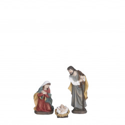 Famille sainte 3 pièces 3.5x5-H11 - EDELMAN