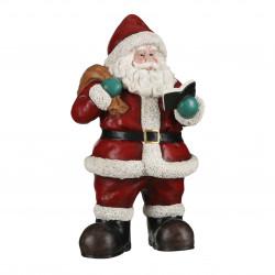 Père Noël 24x26-H49 rouge - EDELMAN