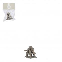 Village ancien accessoires 4x5.5-H6 gris - EDELMAN