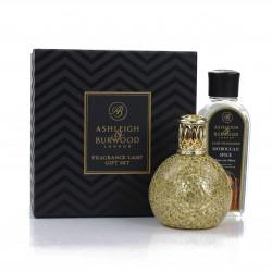 Coffret lampe Little Treasure+Epices du Moroc - ASHLEIGH & BURWOOD