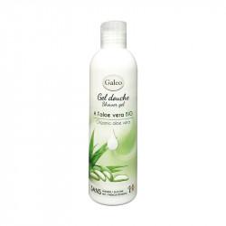 Gel douche à l'aloe vera bio 250 ml - GALEO