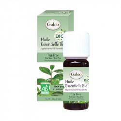 Huile essentielle bio AB tea tree 10ml - GALEO