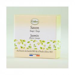 Savon 100g jasmin - GALEO